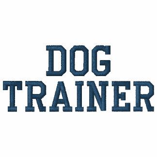 Das gestickte Shirt der Hundetrainer-personalisier Polohemd