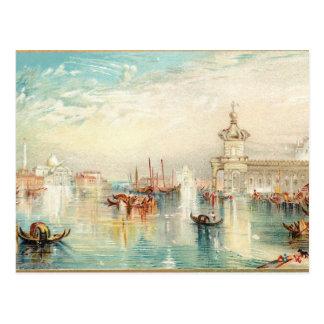 Das Giudecca Venedig Postkarte