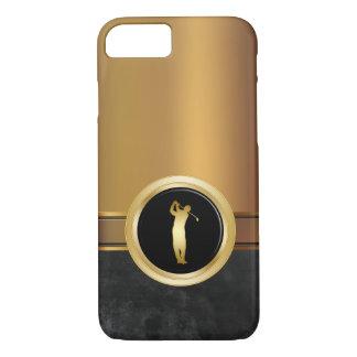Das Golf-Thema der Luxusmänner iPhone 8/7 Hülle