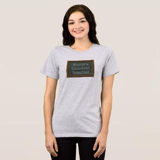 Das Goodest der Welt Lehrer-T - Shirt