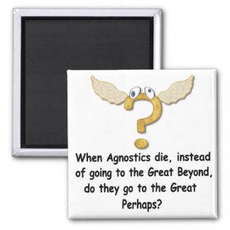 Das große möglicherweise quadratischer magnet