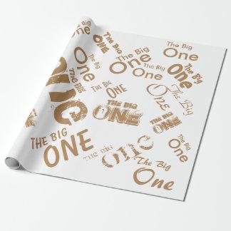"""Das große Packpapier 30"""" x 6'"""