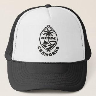 Das große Siegel von Guam Truckerkappe