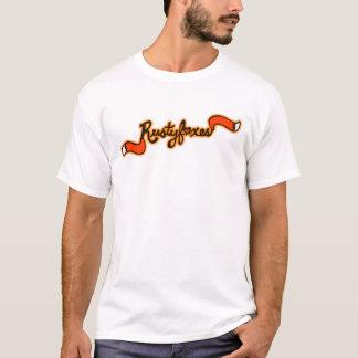 """Das grundlegende Shirt """"Farbe Rustyfoxes Männer"""