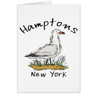 Das Hamptons Karte
