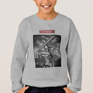 Das Hanes ComfortBlend® BASEBALL Kinder Sweatshirt