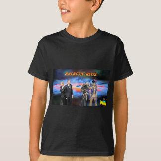 Das Hanes TAGLESS® der galaktische T-Shirt