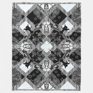 Das Haus-Fleece-Decke des Ritters, groß Fleecedecke