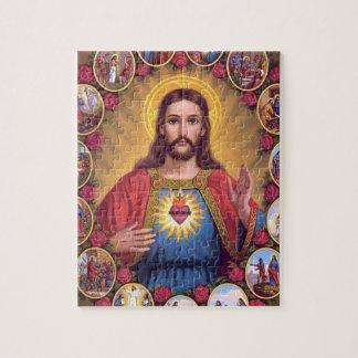 Das heilige Herz von Jesus