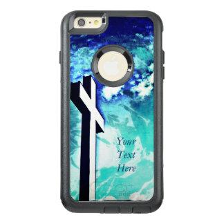 Das heilige Kreuz - blaue Himmel OtterBox iPhone 6/6s Plus Hülle