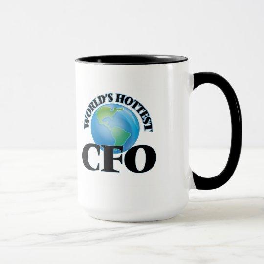 Das heißeste Cfo der Welt Tasse