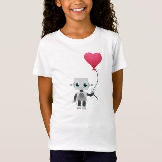 das Herz des Roboters T-Shirt