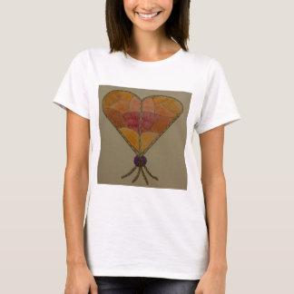 Das Herz des Valentinsgrußes T-Shirt