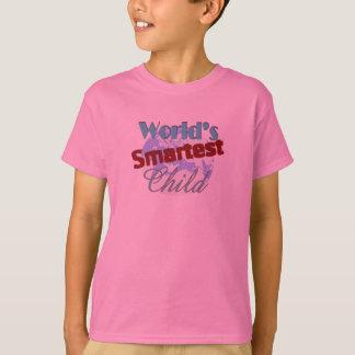 Das intelligenteste Kind der Welt T-Shirt