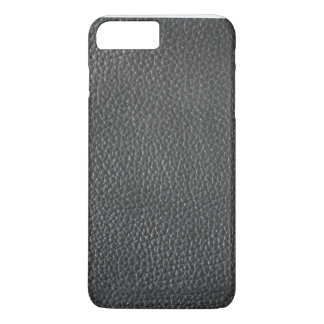 Das iPhone 7 der schwarzen ledernen iPhone 8 Plus/7 Plus Hülle