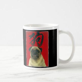 Das Jahr des Hundes… Kaffee Tassen