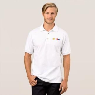 Das Jersey-Polo-Shirt JONDO Männer Polo Shirt