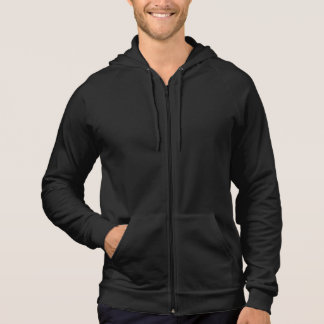 Das Kalifornien-Fleece-Sleeveless ZipHoodie SLT Hoodie
