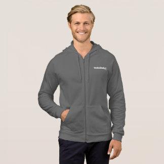 Das Kalifornien-Fleece-ZipHoodie der Hoodie