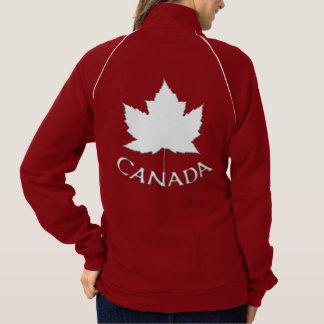 Das Kanada-Flaggen-Andenken-Jacke der Jacke