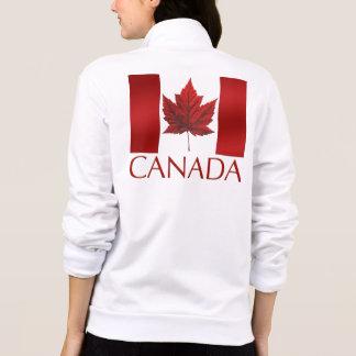 Das Kanada-Flaggen-Jacken-Andenken-Sport-Jacke der