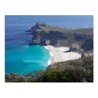 Das Kap der Guten Hoffnung, Südafrika, Postkarte