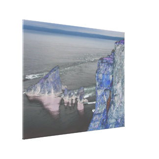 Das Kap des Traums am Kap aufgeteiltes Leinwanddruck