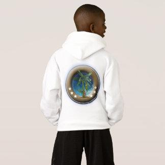 Das kinder Sweatshirt mit Kapuze ComfortBlend® von