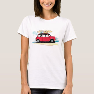 Das klassische Minit-shirt der Frauen T-Shirt