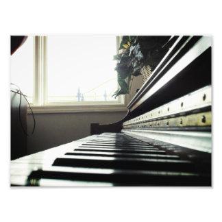 Das Klavier Photographie