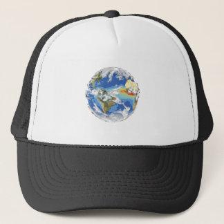 Das Klima der Erde Truckerkappe