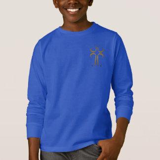 Das Kreuz des Mittages - wir sind die Kirche - T-Shirt