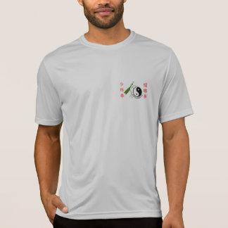 Das Kung Fu der Krawatte Sport-Tek T - Shirt