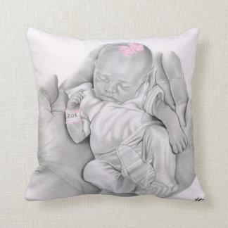 Das Leben in Ihnen übergibt Baby MoJo Kissen
