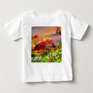 Das Leben ist ein Schnittsatz Baby T-shirt