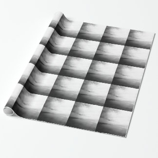 Das Leben ist ein Strand - typografisches Geschenkpapier