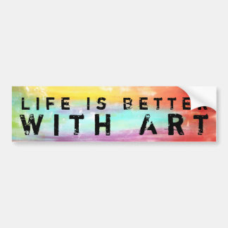Life Is Better With Art