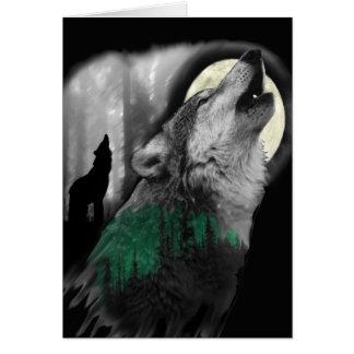Das Lied des Wolfs Karte