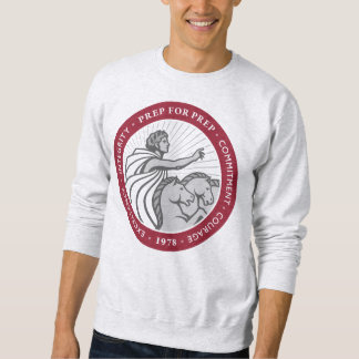 Das Logo-Crew-Hals-Sweatshirt der Männer Sweatshirt