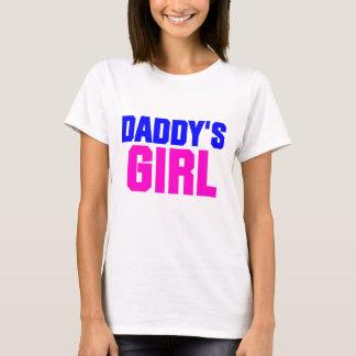 Das Mädchen des Vatis T-Shirt