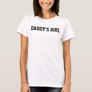 Das Mädchen-T - Shirt des Vatis