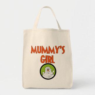 Das Mädchen-T - Shirts und Geschenke der Mama Tragetasche