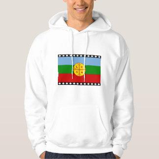 das Mapuches, Chile Hoodie