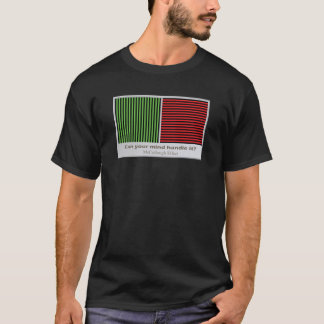 Das McCollough Effektt-shirt T-Shirt