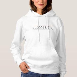 Das mit Kapuze Sweatshirt der Loyalitäts-Frauen