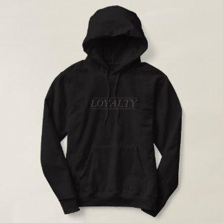 Das mit Kapuze Sweatshirt der Loyalitäts-Männer