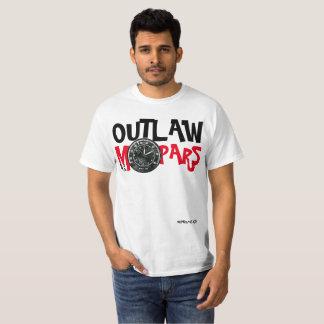 Das MONDO T - GEÄCHTETES MOPARS GRUPPEN-T-STÜCK T-Shirt