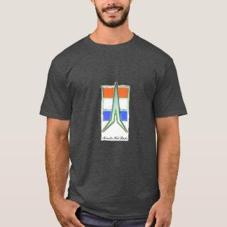 Das MONDO T - Ikone einfach T-Shirt