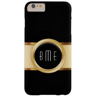 Das Monogramm der Geschäftsleute Barely There iPhone 6 Plus Hülle