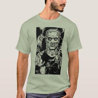 Das Monster entgeht T - Shirt